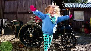 Freya's This is Science - Steam Engine Special