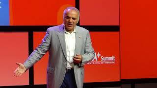Garry Kasparov IFA⁺ Summit 2018 in Berlin