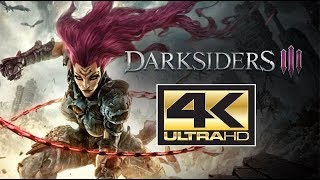 DARKSIDERS III O INICIO GAMEPLAY 4K ULTRA