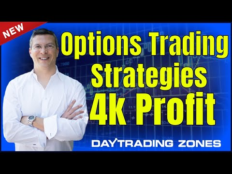 Options Trading Strategies – 4k Profit  (2018)