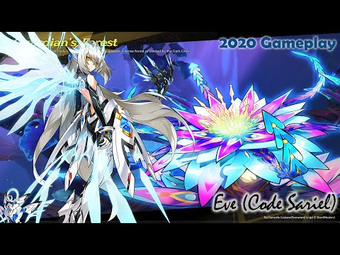 [Elsword] Code Sariel On Guardian's Forest 12-2 [2020 Gameplay]