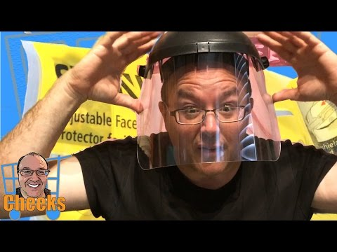 stanley-work-safety-glasses:adjustable-faceshield-review