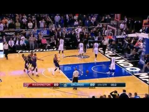 Washington Wizards @ Orlando Magic ||| Bradley Beal Final 0.8 Sec Alley Oop Lay Up TO Kill The Magic