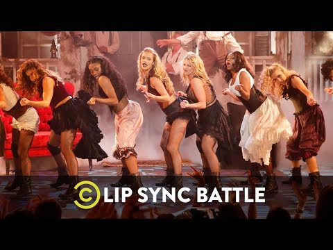 Thumbnail: Lip Sync Battle - Nina Agdal