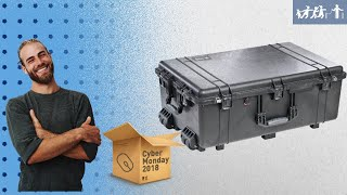 Save Big On Pelican Cases Black Friday / Cyber Monday 2018 | Cyber Monday Guide