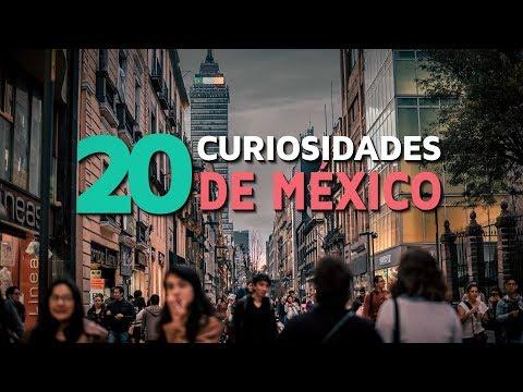 20 Curiosidades De México 🇲🇽 | El País De Los 64 Chiles