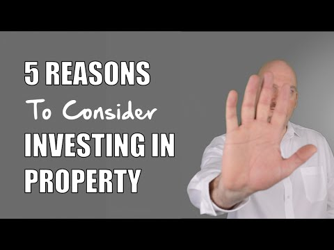 Property Investment - 5 Reasons Why You Should Consider Investing In Real Estate | Education