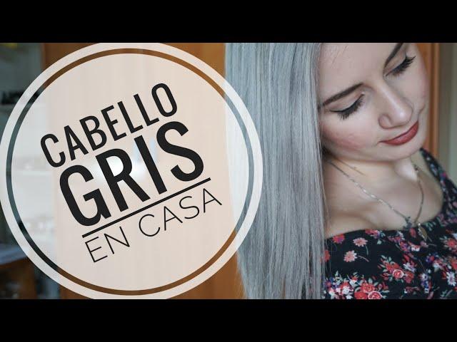 Cómo conseguir un bonito cabello gris perla  533ad5d57eea