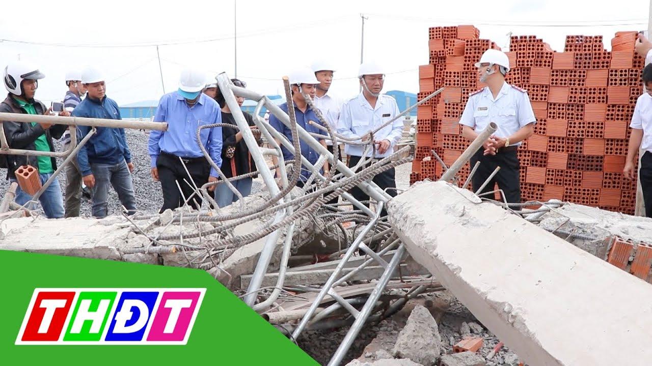 Đồng Nai: Tạm dừng các công trình tương tự sau vụ sập tường | THDT