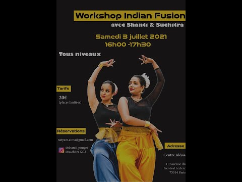 Bad eyes   Indian fusion dance  Paris dance cover