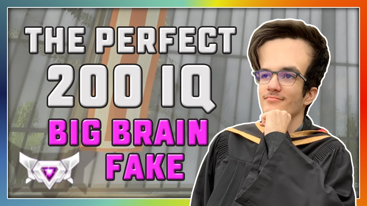 The Perfect 200 IQ Big Brain Fake | Free To Play Coming Soon! | Grand Champion 2V2 With Gimmick