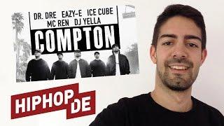 Gewinne dein Ticket für die Straight Outta Compton Europapremiere mit Haftbefehl, Xatar & Ssio!