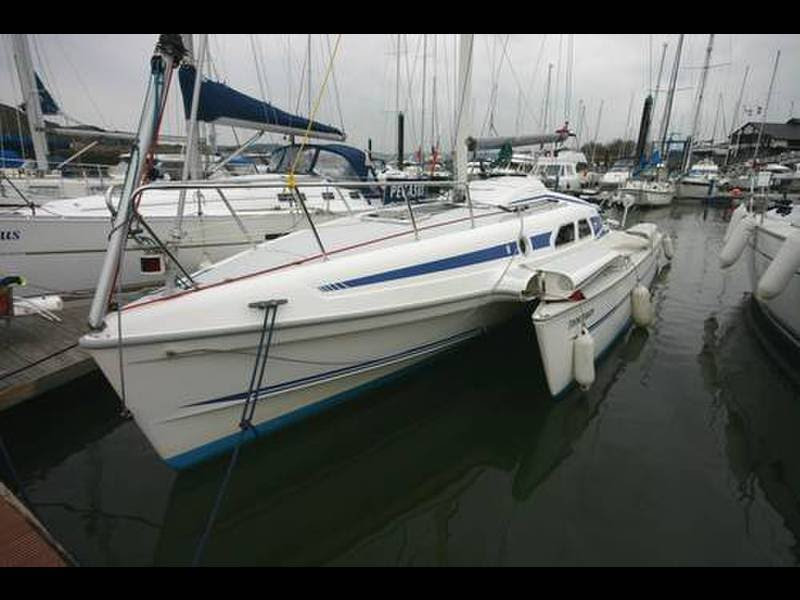 For Sale: 2003 Dragonfly 920 Extreme Trimaran - GBP 85,000