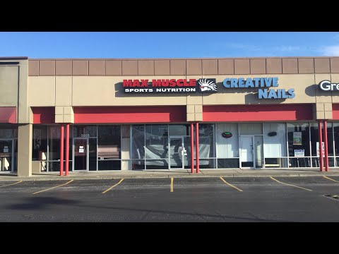 Abandoned Max Muscle Sports Nutrition - Salem, OR