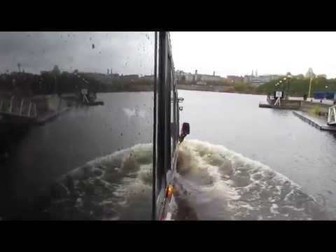 Amphibus Tour of Ottawa, Canada Part 1