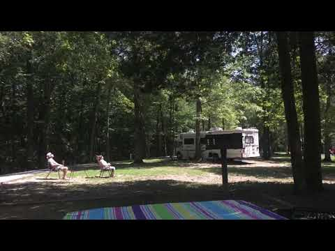 Time Lapse of Total Solar Eclipse 2017 at Standing Stone State Park.