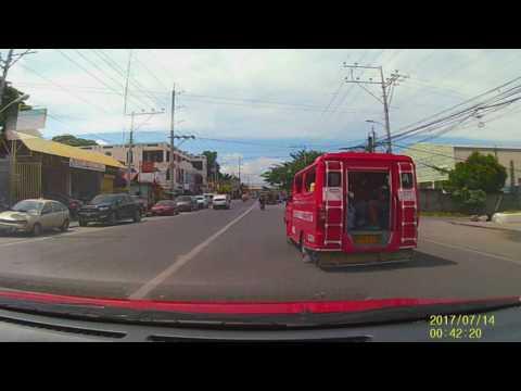 The Beautiful Cotabato City Road (Dashcam Videos)