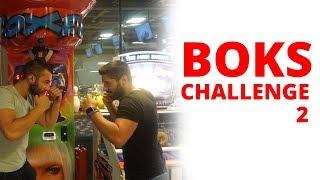 Boks Challenge 2 - Büyük Kapışma