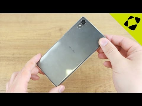 Official Sony Xperia X Style Cover SBC20 Clear Gel Case Review - Hands On