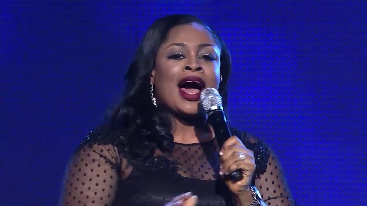 SINACH: MIGHTY IS OUR GOD