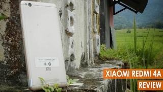 Review Xiaomi Redmi 4A, Rekomendasi Hape Murah Budget Ramah