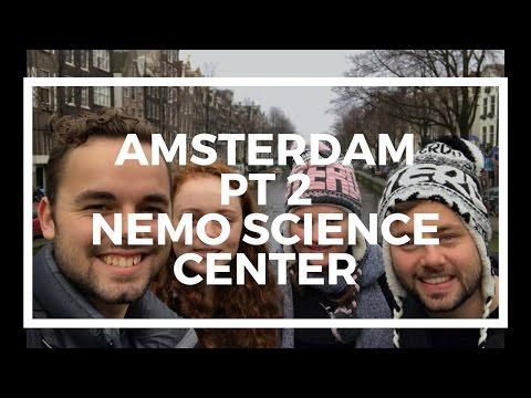 Amsterdam Pt 2 Nemo Science Centre