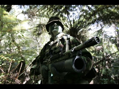 New Zealand SAS - First Among Equals Documentary 1 of 2