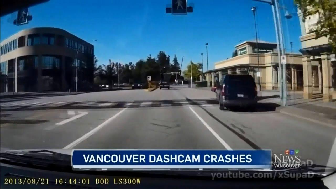 CTV News: Bad Vancouver Drivers Go Viral - YouTube