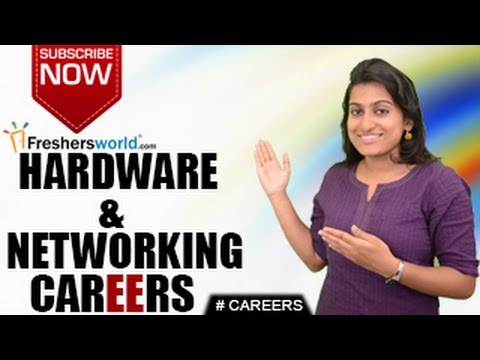 CAREERS IN HARDWARE & NETWORKING – Certification course,Diploma,CCNA,MCSA,REDHAT,Job opportunities