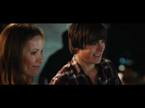 17 again kissing scenes [HD] (Spanish/Español)