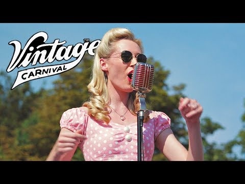 The Vintage Carnival at Nottingham Racecourse 2018