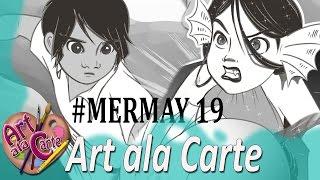 #Mermay 19  Mermaid Name Reveal