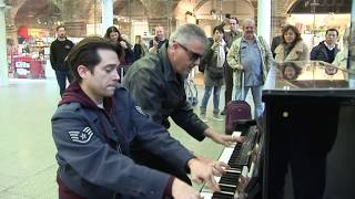 The Most Extreme Piano Skills EVER!