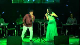 Najim Arshad & Mridula Warrier - Jungunamani live performance for Ybrations