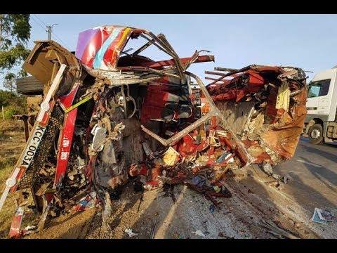 36 People Killed In Yet Another Salgaa Road Crash