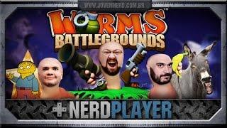Worms Battlegrounds - Criança burra