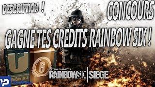 CONCOURS | VIENS GAGNER DES CREDITS RAINBOW SIX : SIEGE ! #7KUltrA XONE,PS4,PC