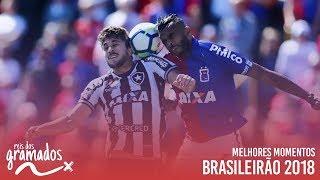 PARANÁ 1 x 1 BOTAFOGO - Melhores Momentos (Brasileirão 2018)