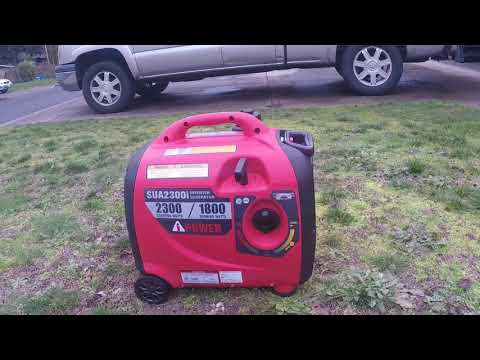 A-ipower generator review