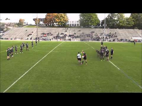 Finnish Rugby Div. 1 Final: Old Town Shamrocks Porvoo vs. Vaasa Wolves