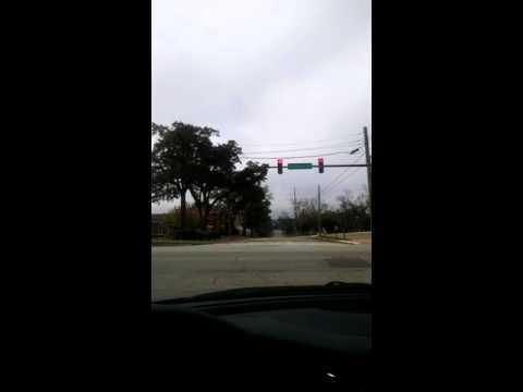 Thomasville, Georgia. a drive through.