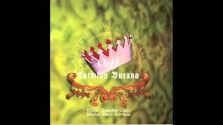 Orff – Carmina Burana – 2. Fortune plango vulnera / UCSB Chamber Choir