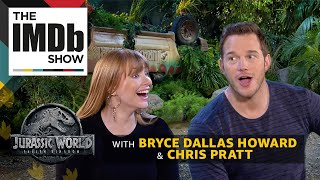 Movie Title Madness with Bryce Dallas Howard and Chris Pratt | The IMDb Show