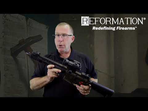 """Reformation® """"Redefining Firearms™"""""""