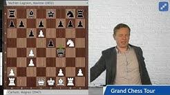 Carlsen - MVL: Ein Meisterwerk im Blitzschach! Leuven 2017