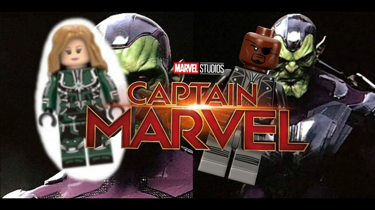 New Lego Captain Marvel 2019 Info Target Exclusive Youtube