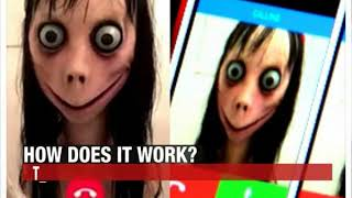 Momo challenge, a new suicide game, How does it work?