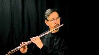 Single, Double, and Triple Tonguing on the Flute