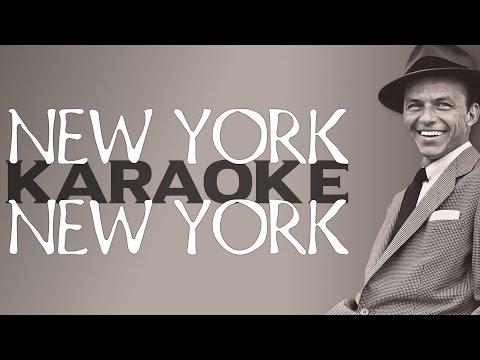 NEW YORK NEW YORK (KARAOKE)