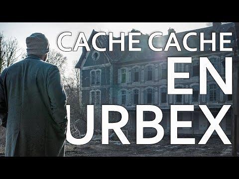 CACHE CACHE DANS UN LIEU ABANDONNÉ !